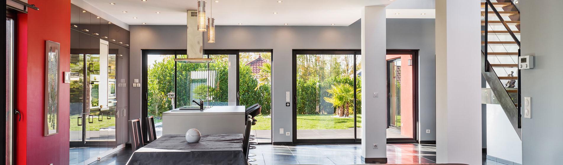 installer baie vitrée sur-mesure 30 Gard