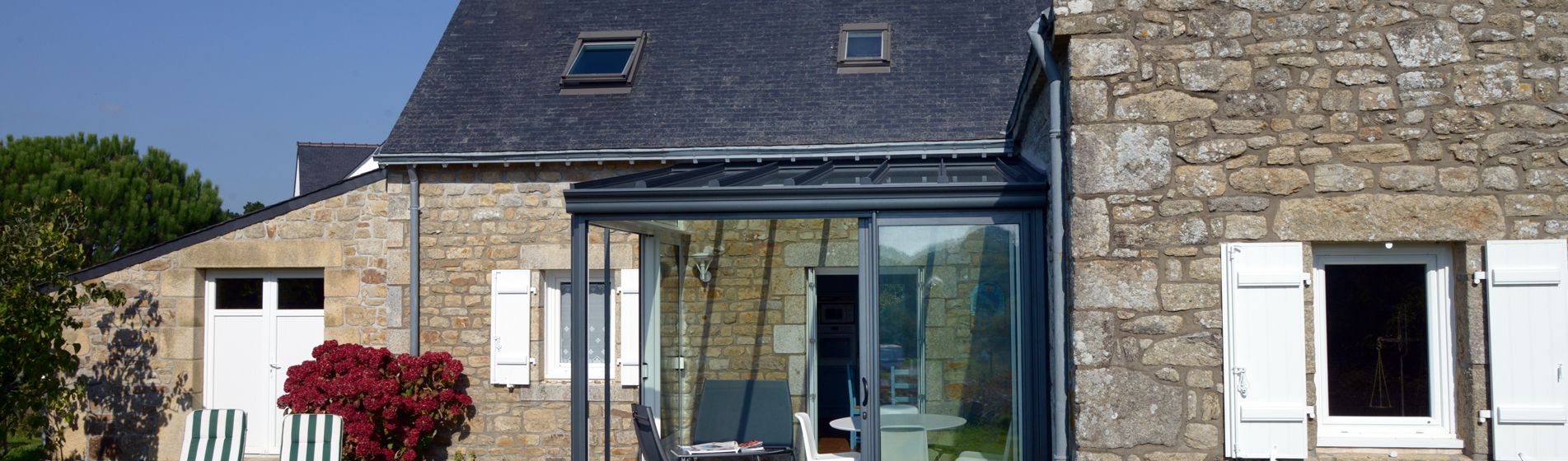 veranda bioclimatique 84 Vaucluse