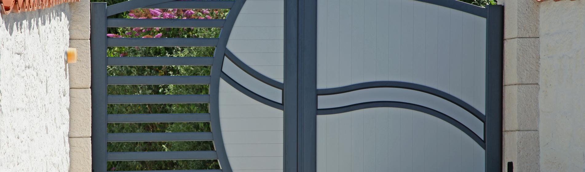 pose portail battant electrique 84 Vaucluse