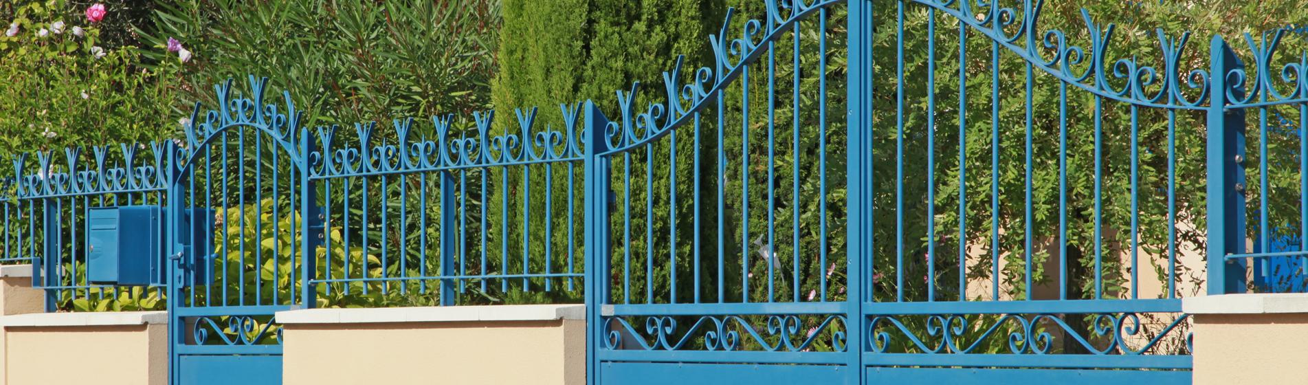 vente portail battant 30 Gard