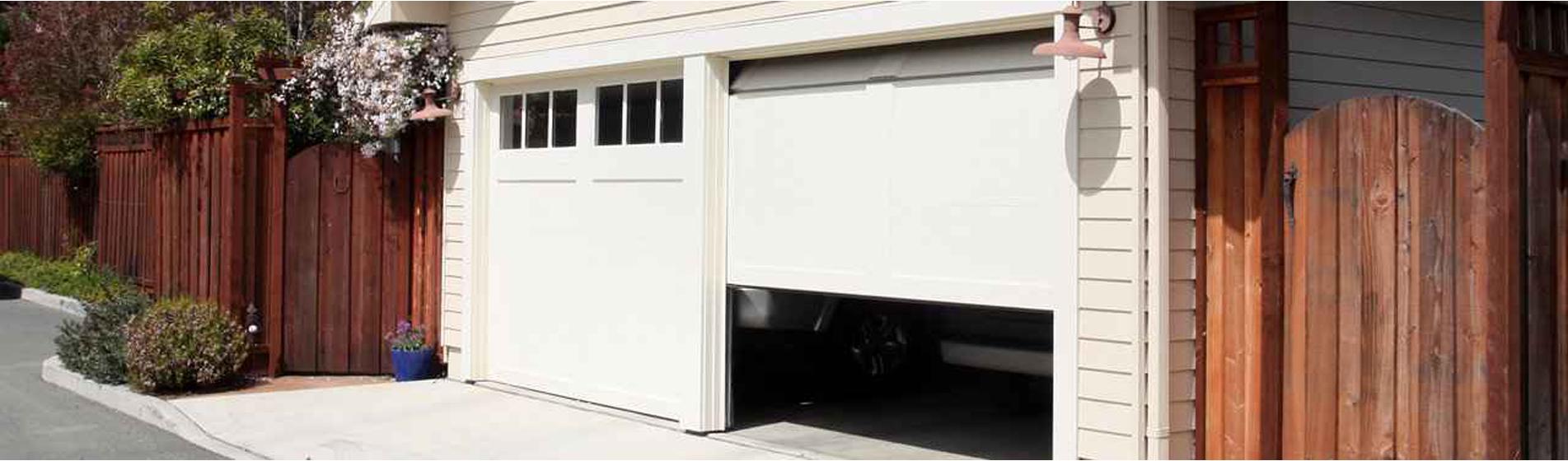 installer porte de garage sur-mesure 84300