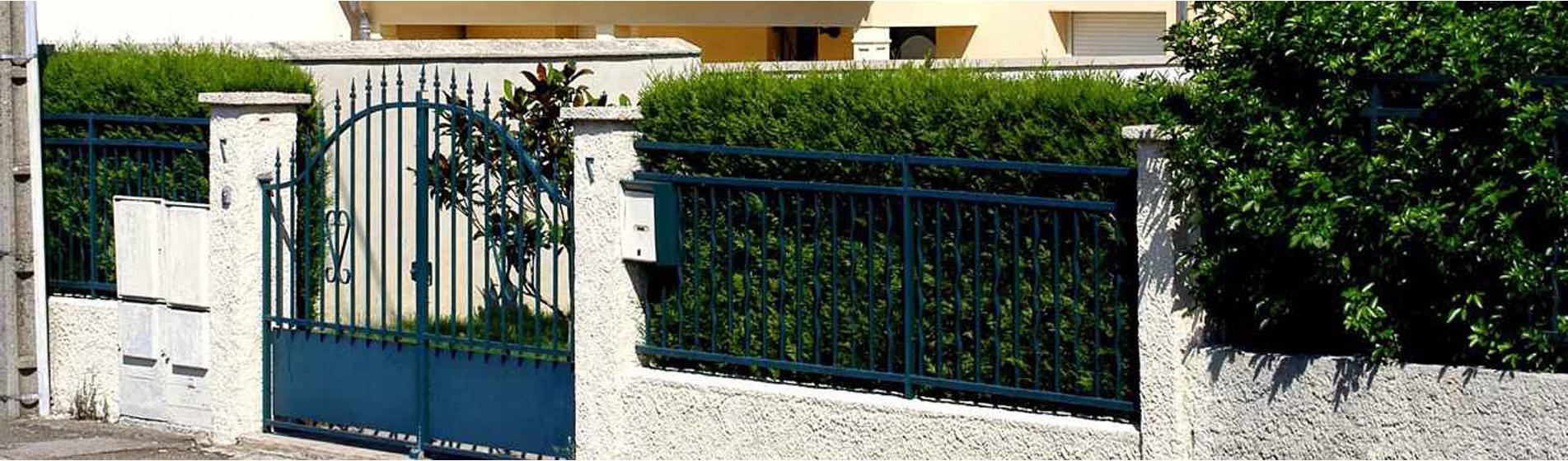 prix portail battant sur-mesure 84 Vaucluse