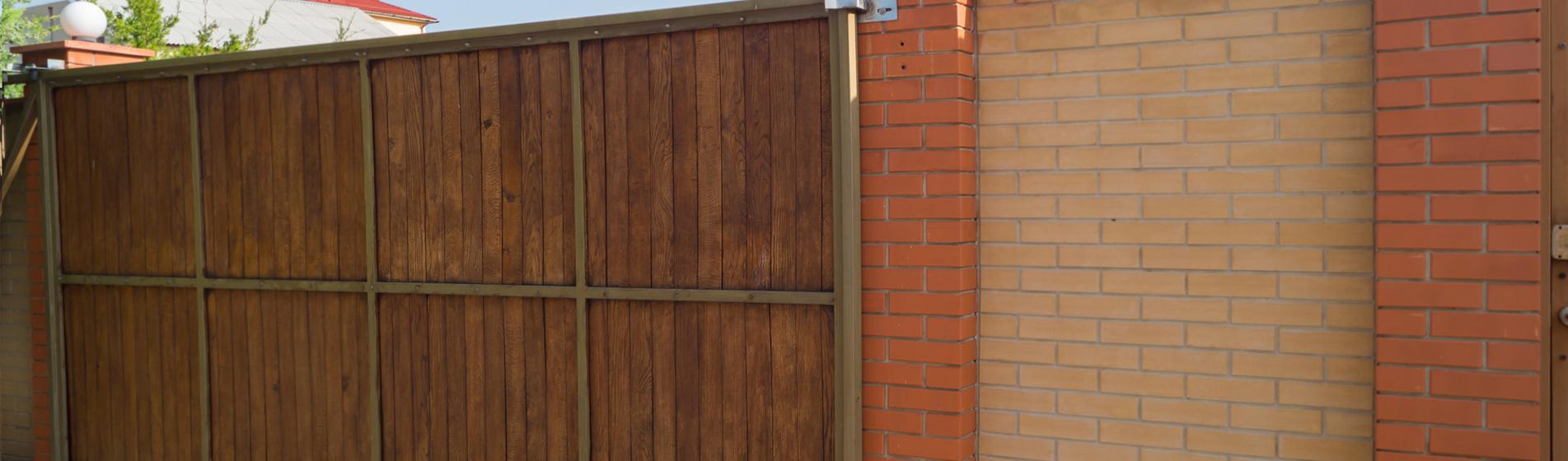 portail coulissant sur-mesure 30 Gard