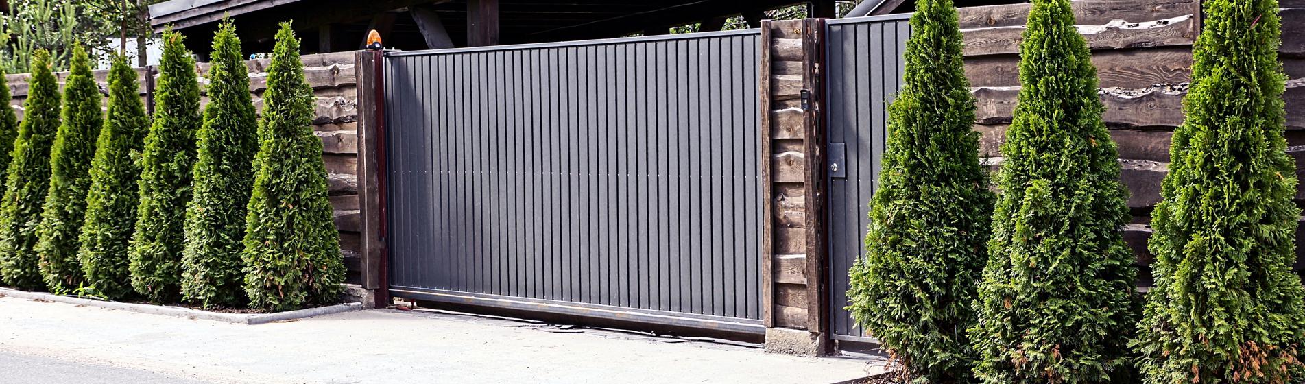 prix portail coulissant alu 30 Gard