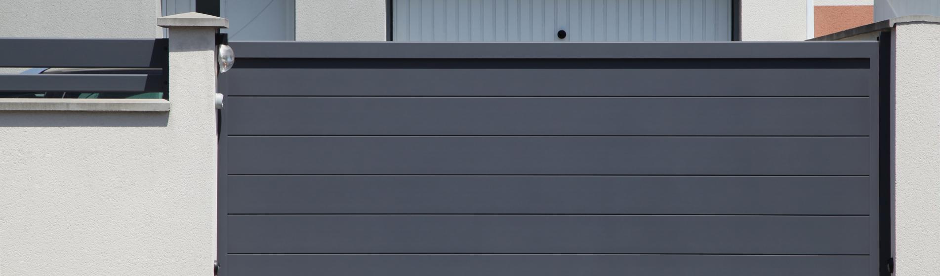 acquérir portail coulissant 30 Gard