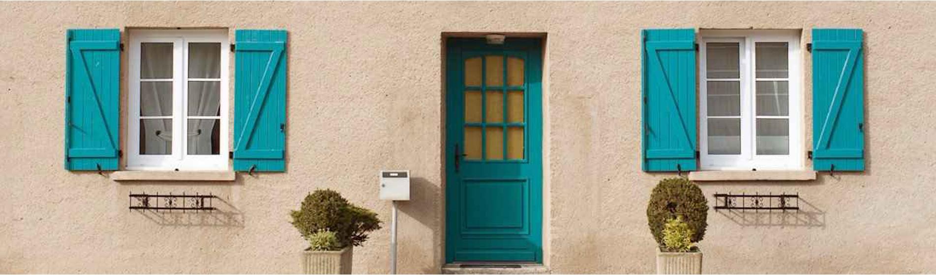 porte d'entree pvc 84 Vaucluse