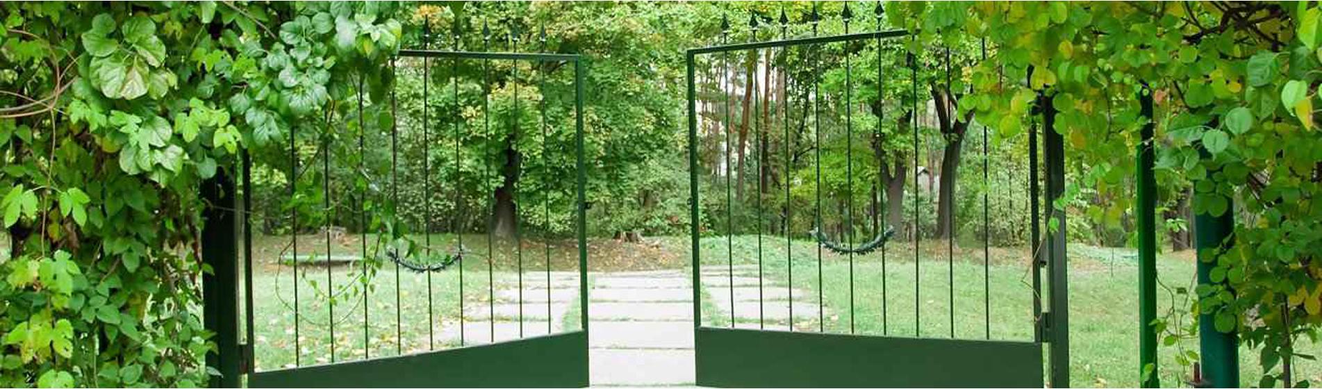 rénovation portail battant sur-mesure 84 Vaucluse