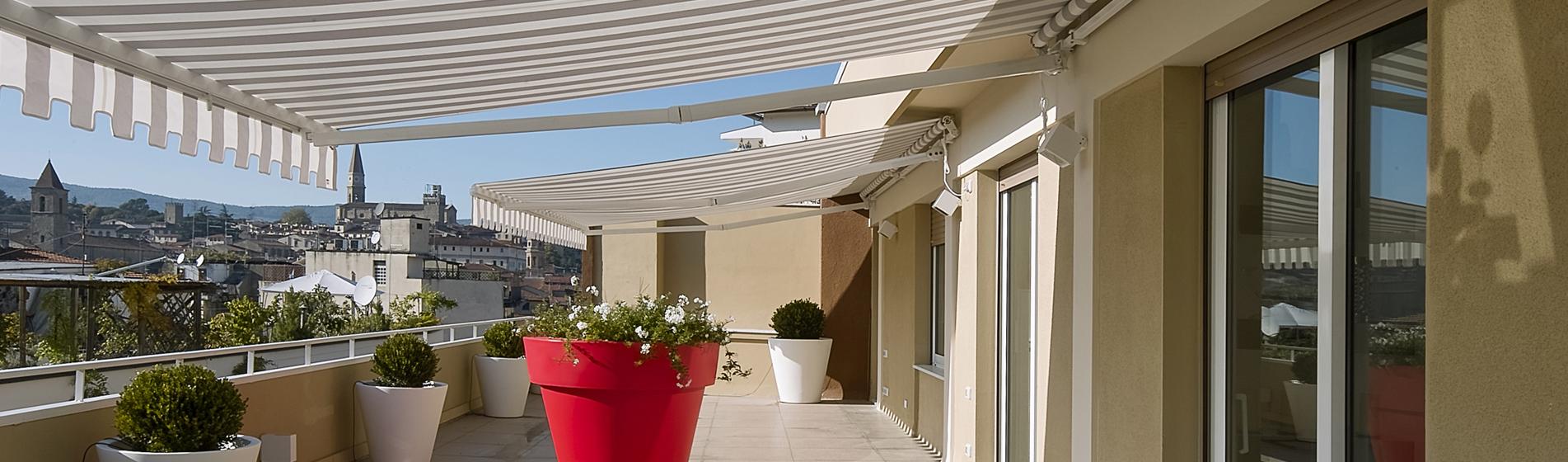 store extérieur electrique 30 Gard