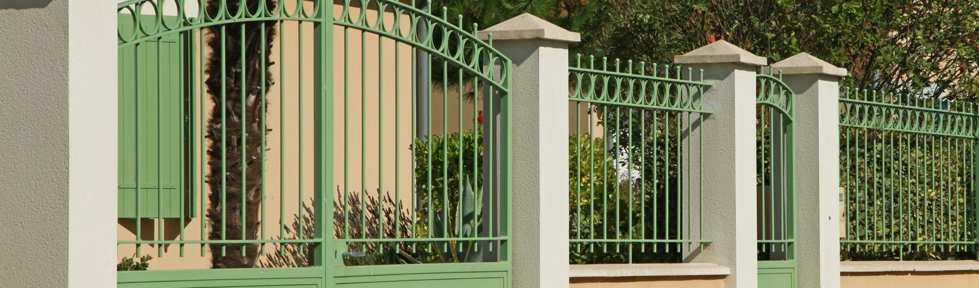 poser portail battant 13 Bouches-du-Rhône