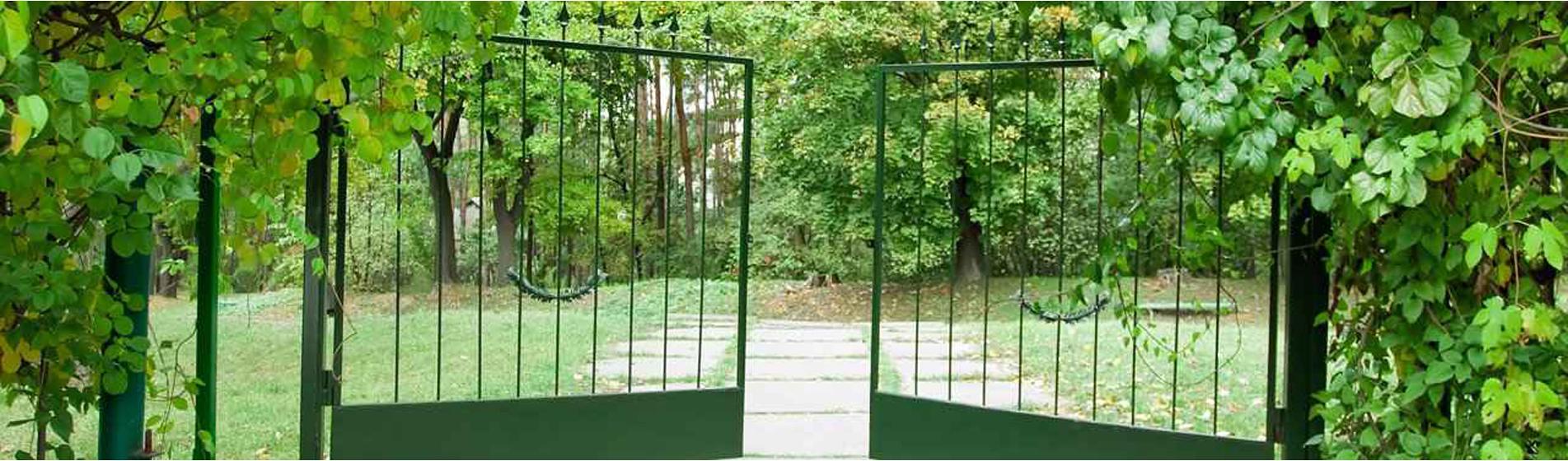 installer portail battant sur-mesure 84 Vaucluse