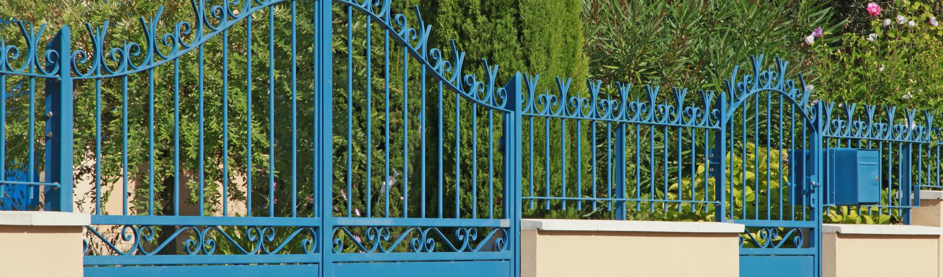 fabricant portail battant 84 Vaucluse