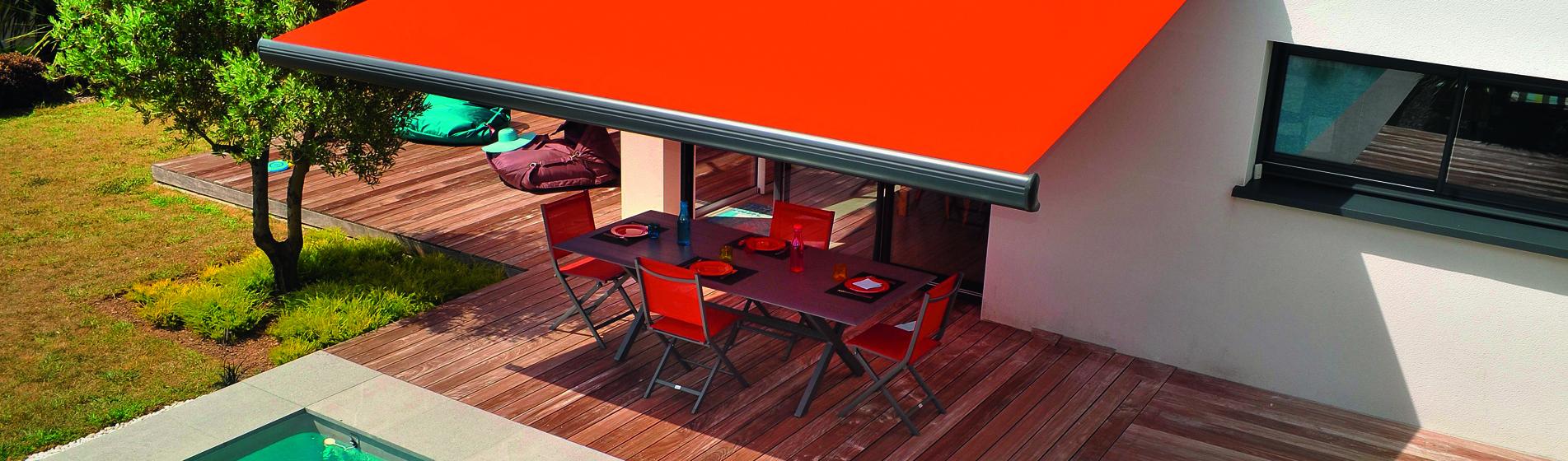 rénovation store banne terrasse 30 Gard