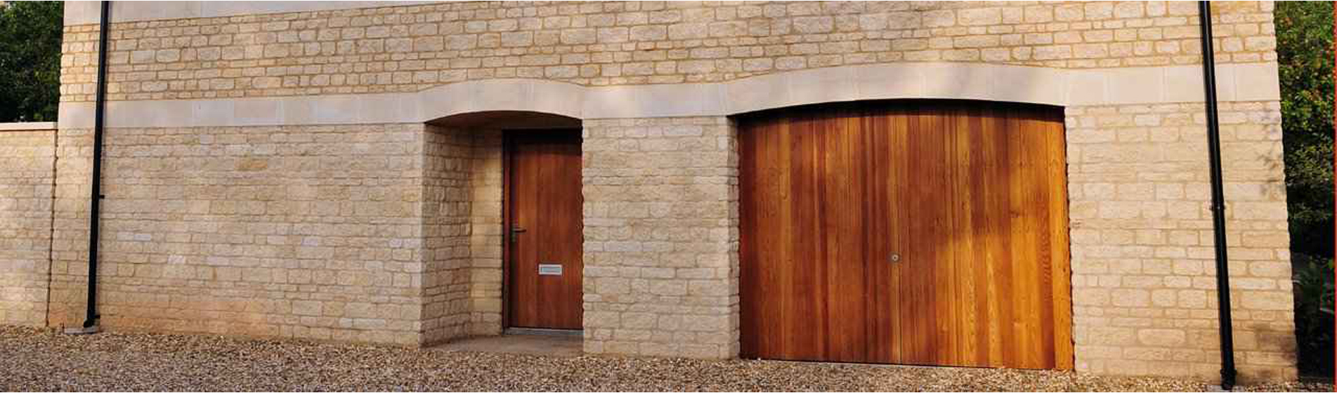 installer porte de garage avec portillon 30 Gard