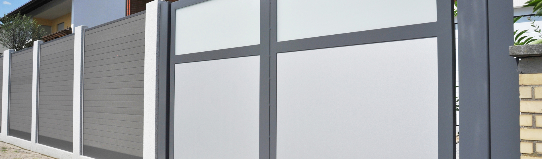 fabricant portail coulissant sur-mesure 84 Vaucluse