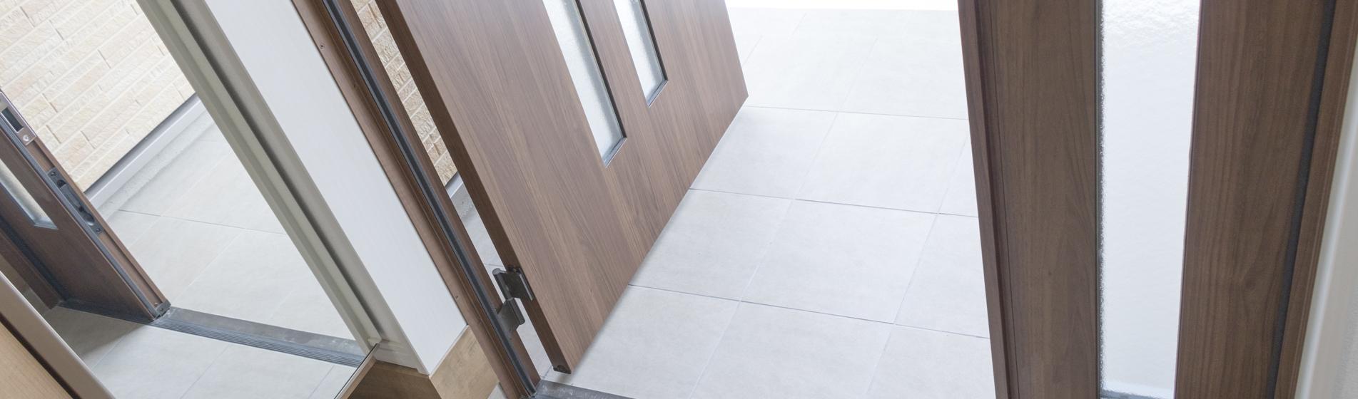 rénovation porte d'entrée vitrée 13 Bouches-du-Rhône