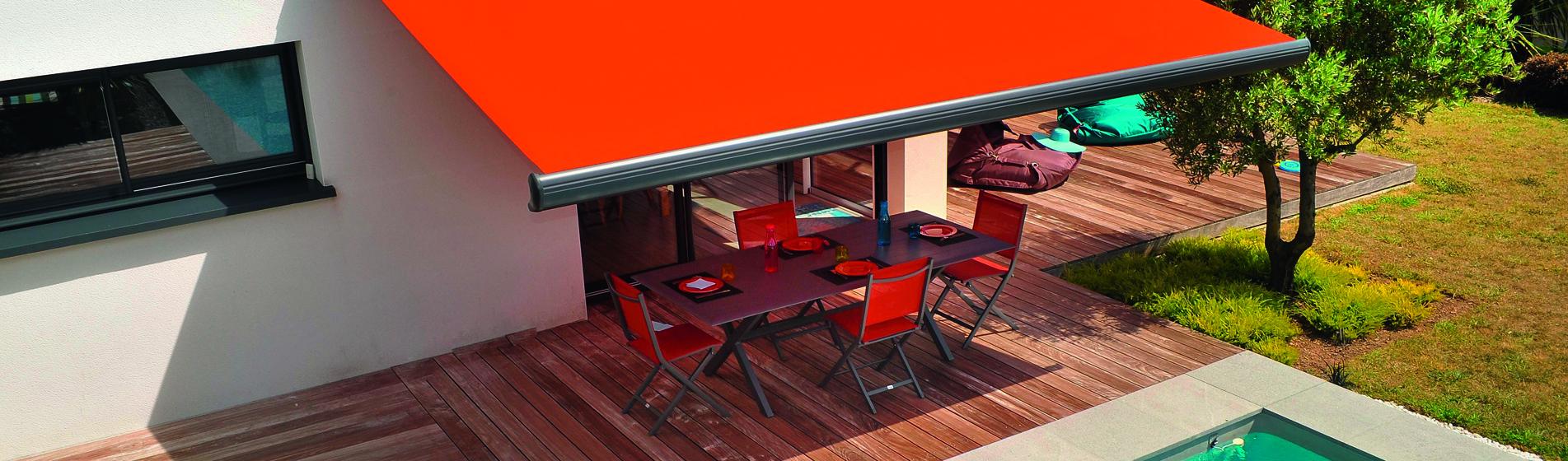 rénovation store banne balcon 30 Gard