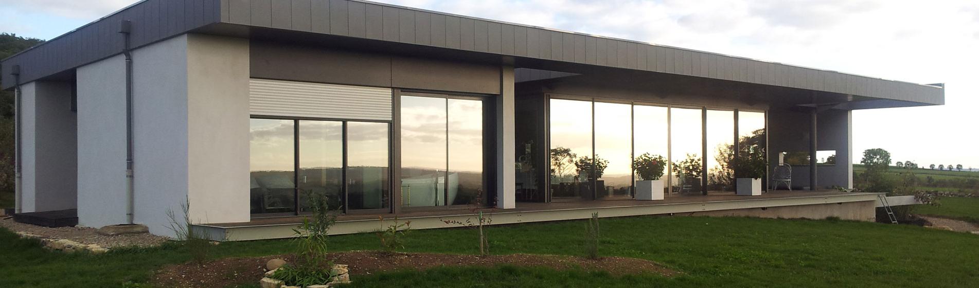 rénovation baie vitrée alu 84 Vaucluse