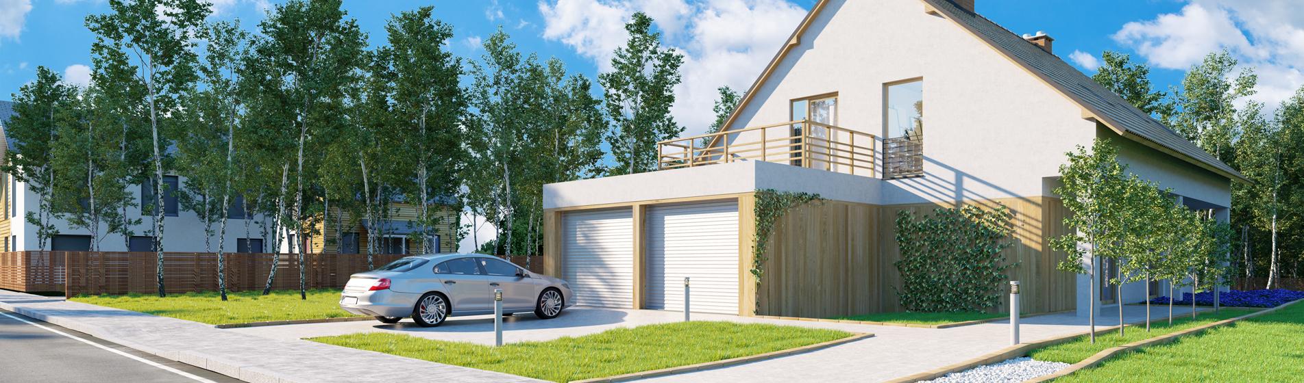 rénovation porte de garage sur-mesure 13 Bouches-du-Rhône